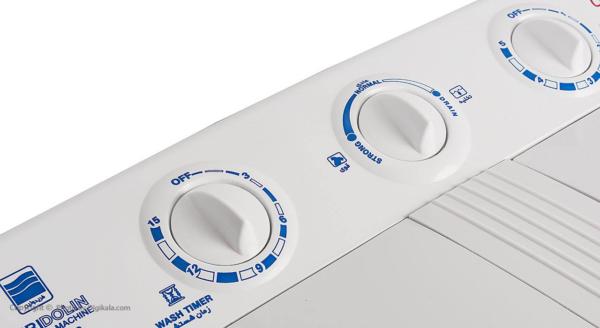 ماشین لباسشویی فریدولین مدل SWT68 ظرفیت 6.8 کیلوگرم