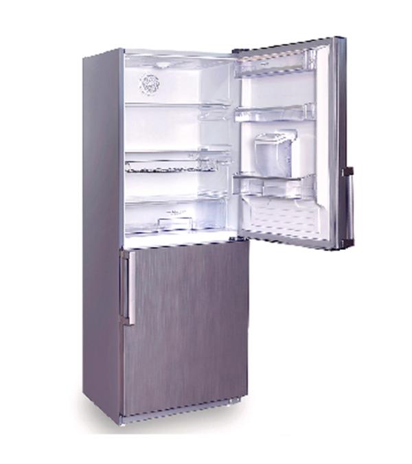 یخچال فریزر - نوفراست سیلور BEST - مدل BNRF2