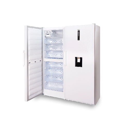 یخچال فریزر دوقلو سفید BEST مدل BNRF23