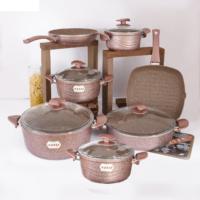 سرویس پخت و پز 12 پارچه اویز مدل سوینگ