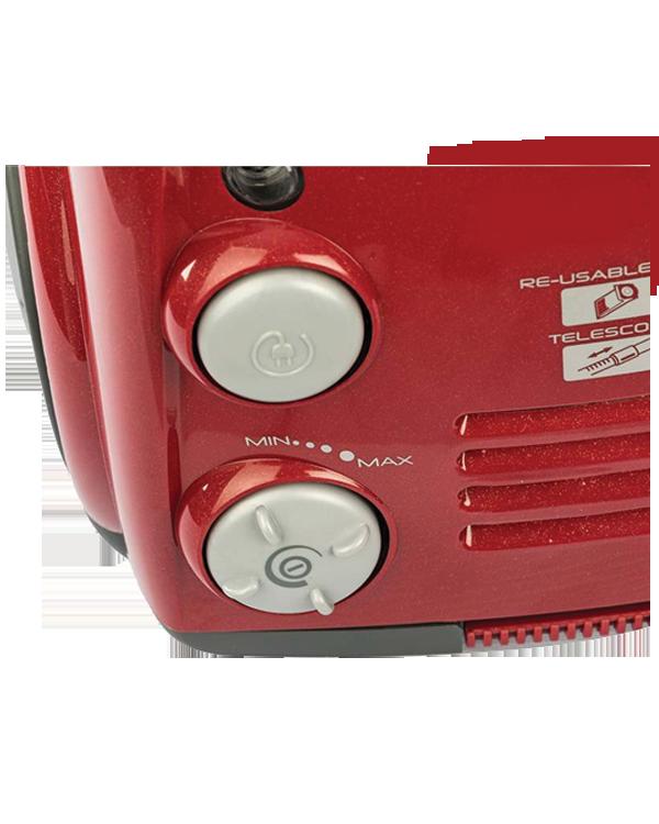 جاروبرقی کندی 2300 وات مدل KCSR2300135